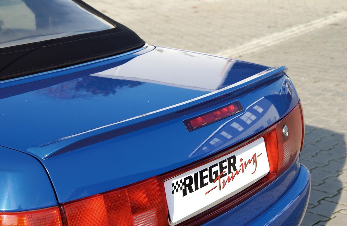 Rieger rear flap spoiler   Audi 80 Type B4