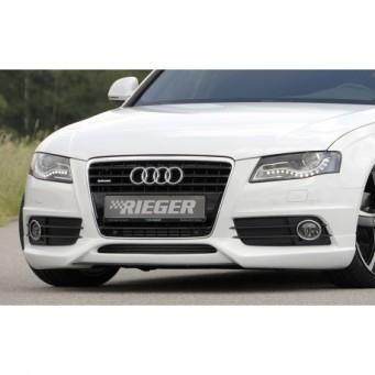 Rieger front spoiler lip Audi A4 S4 (B8/B81)