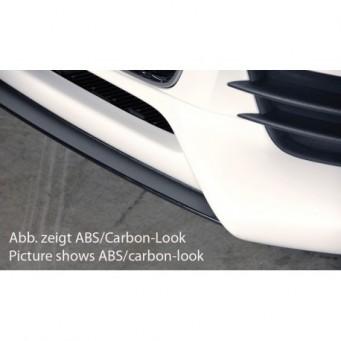 Rieger splitter Audi A4 S4 (B8/B81)