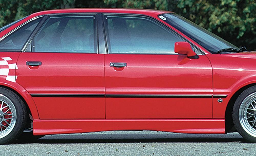 Rieger side skirt Audi 80 Type B4