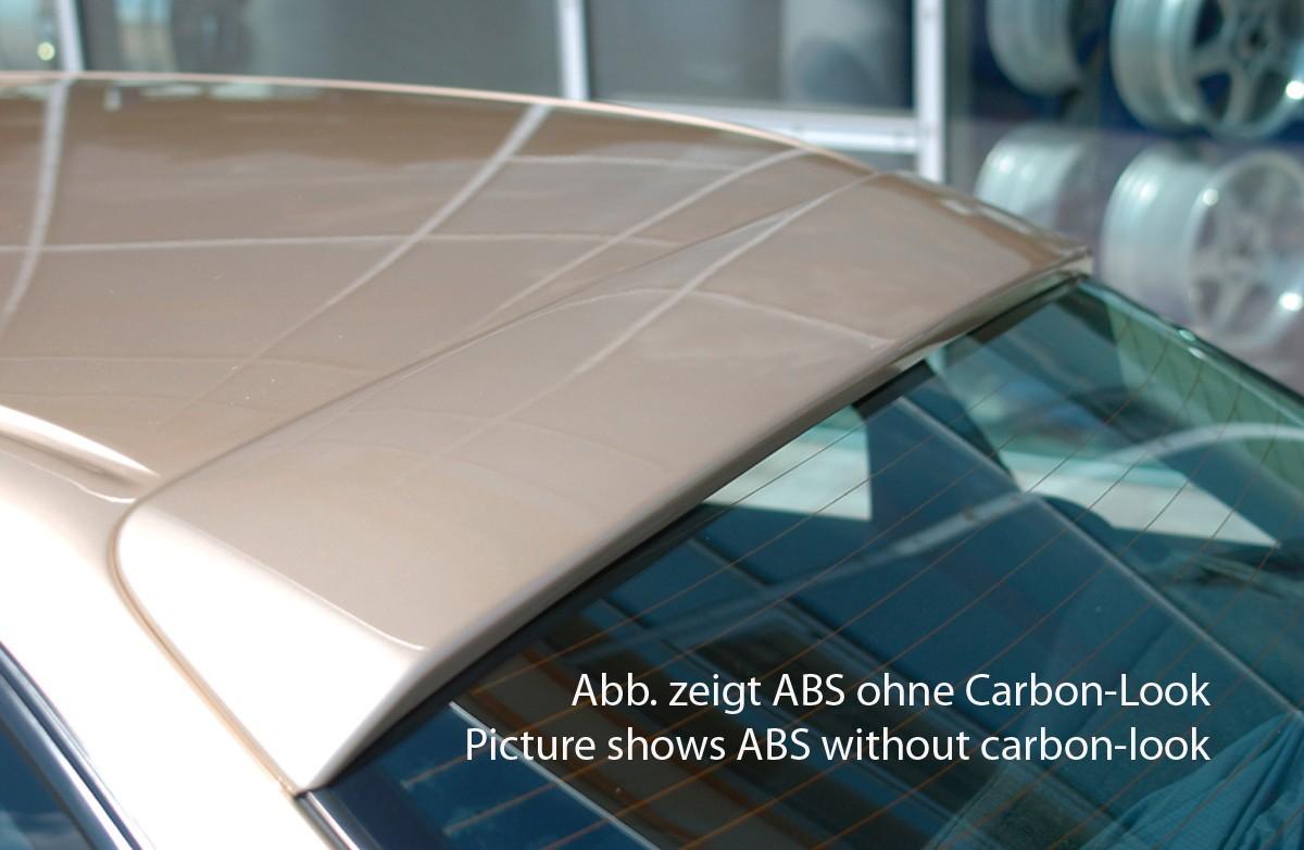 Rieger rear window cover   Audi 80 Type B4
