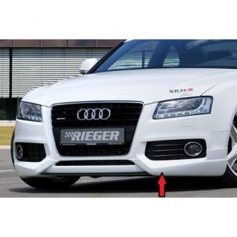 Rieger front spoiler lip Audi A5 (B8/B81)