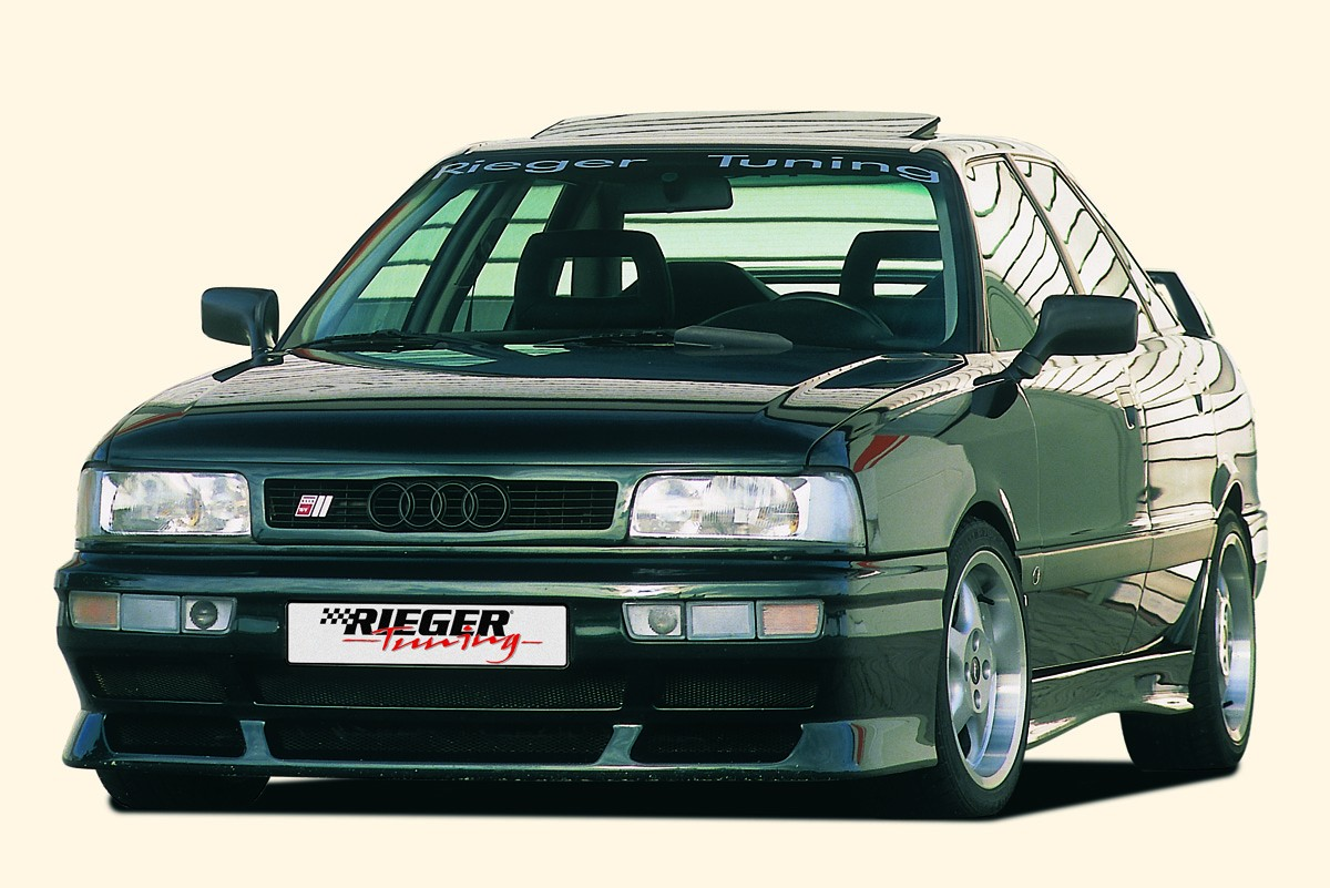 Rieger front bumper Audi 90 Coup'