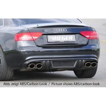 Rieger rear skirt insert Audi A5 S5 (B8/B81)
