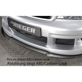 Rieger splitter S6-Look  Audi A6 (4B)