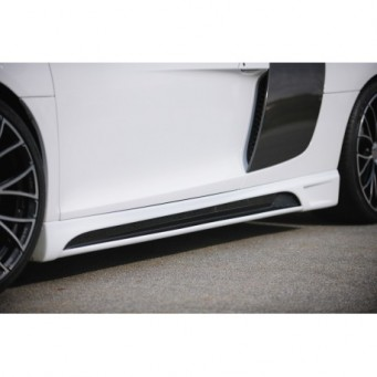 Rieger carbon side skirt Audi R8 (42)