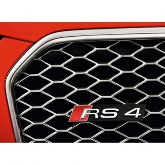 Audi RS4-Logo Audi RS4 (B8)