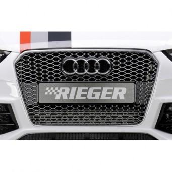grille audi RS4, gun-metal Audi RS4 (B8)