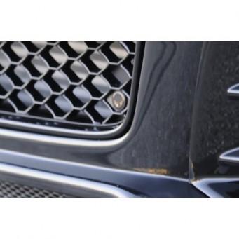 pdc-holder-set left/right, black Audi RS4 (B8)