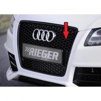 Grill Audi RS5 (B8), shiny black Audi RS5 (B8)