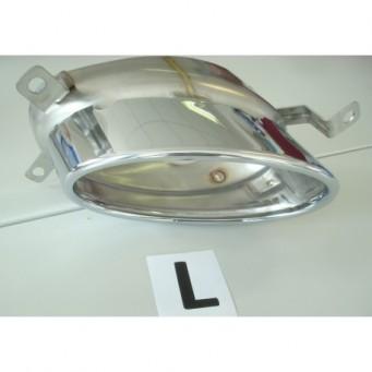 Exhaust-deflector chrom, left Audi RS5 (B8)