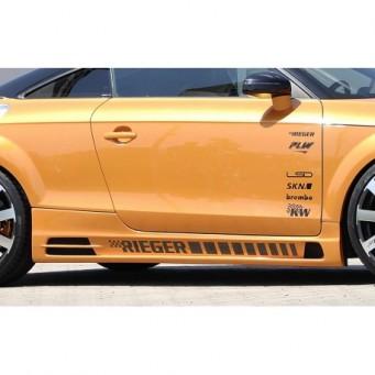 Rieger side skirt   Audi TT (8J)