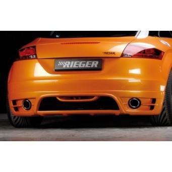 Rieger rear skirt extension   Audi TT (8J)