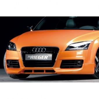 Rieger front spoiler lip   Audi TT (8J)