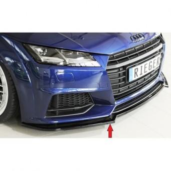 Rieger splitter Audi TT (8J-FV/8S)