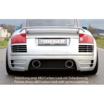 Rieger rear skirt   Audi TT (8N)