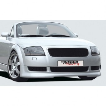 Rieger front spoiler extension Audi TT (8N)