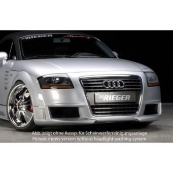 Rieger front bumper R-Frame  Audi TT (8N)