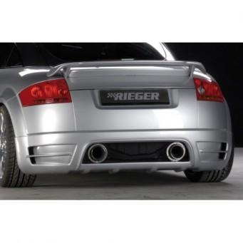 Rieger rear skirt extension new Design Audi TT (8N)