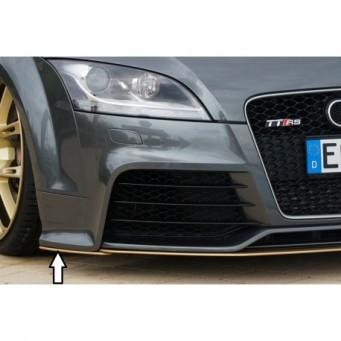 Rieger splitter laterally, right Audi TT RS (8J)
