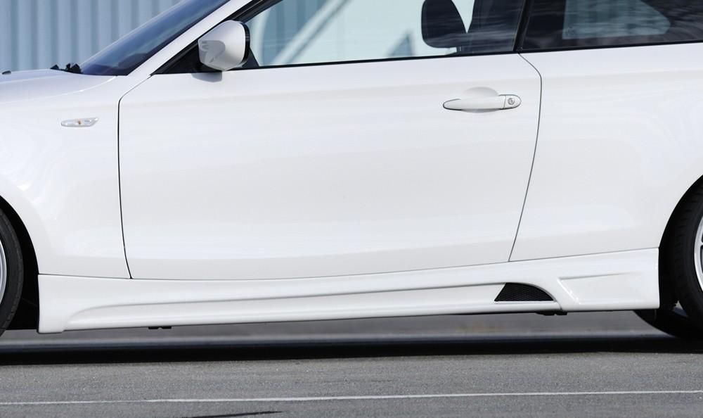 Rieger side skirt BMW 1-series E81 (187/1K2/1K4)