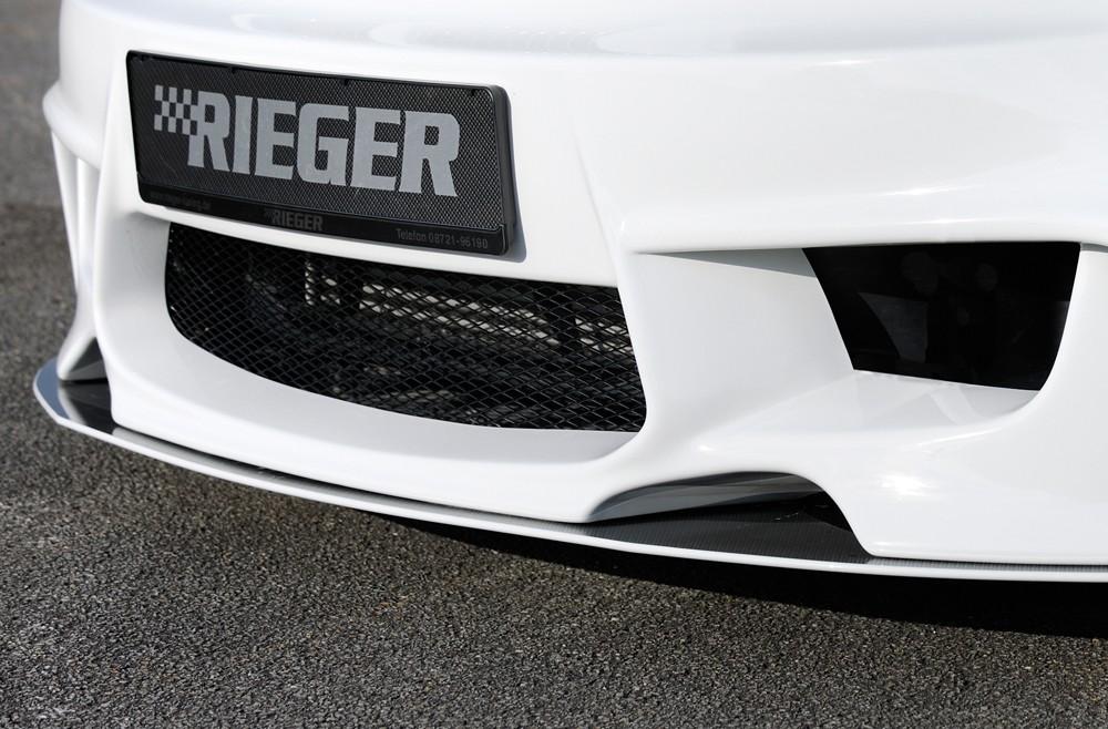 Rieger splitter   BMW 1-series E81 (187/1K2/1K4)