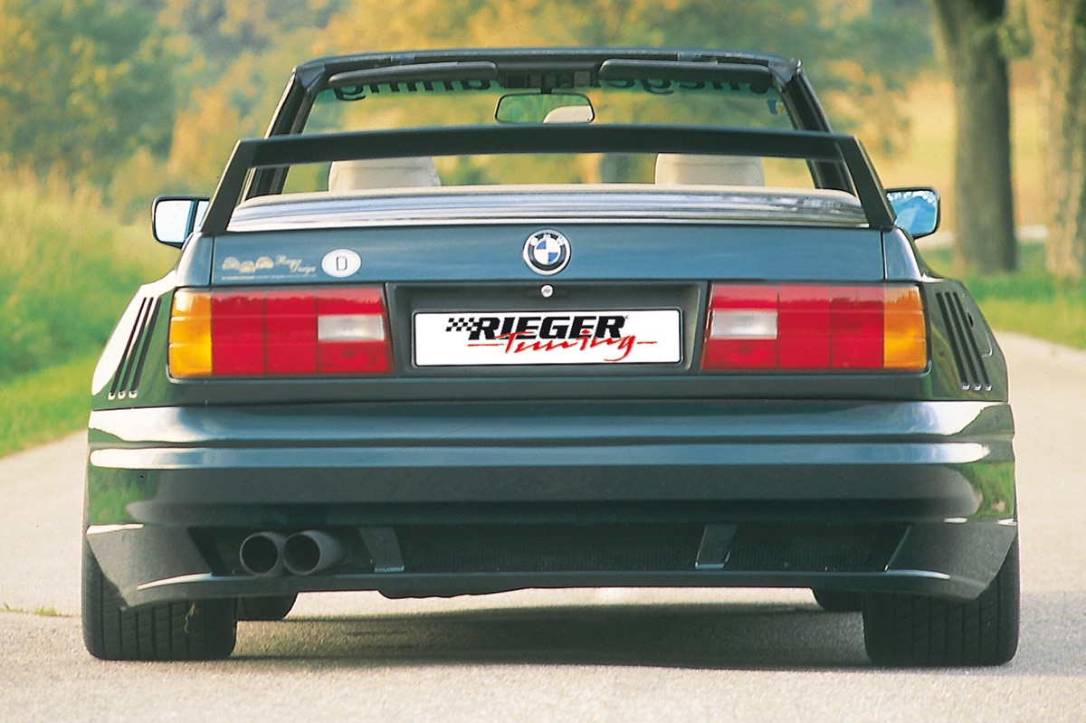 Rieger side panel BMW 3-series E30