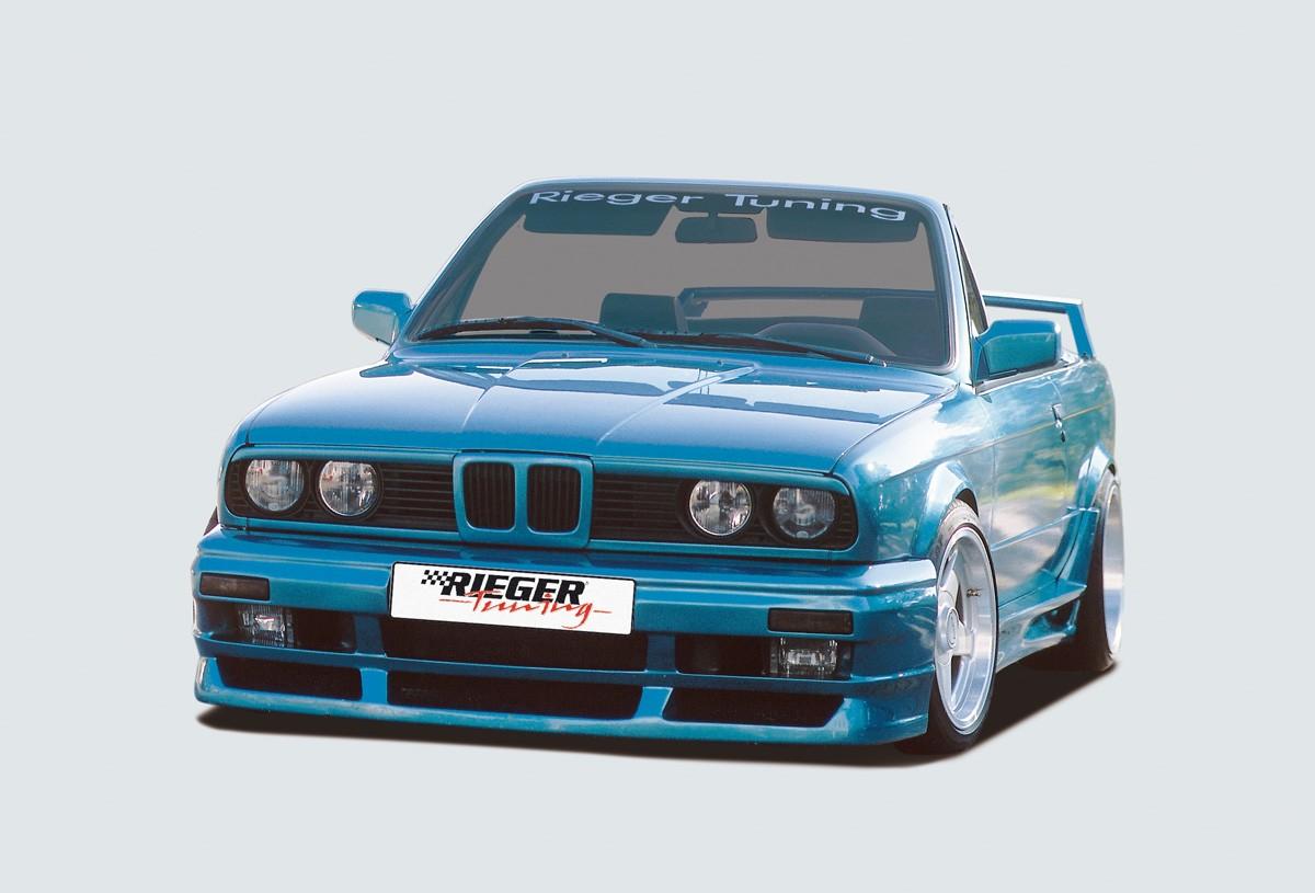 Rieger front bumper BMW 3-series E30