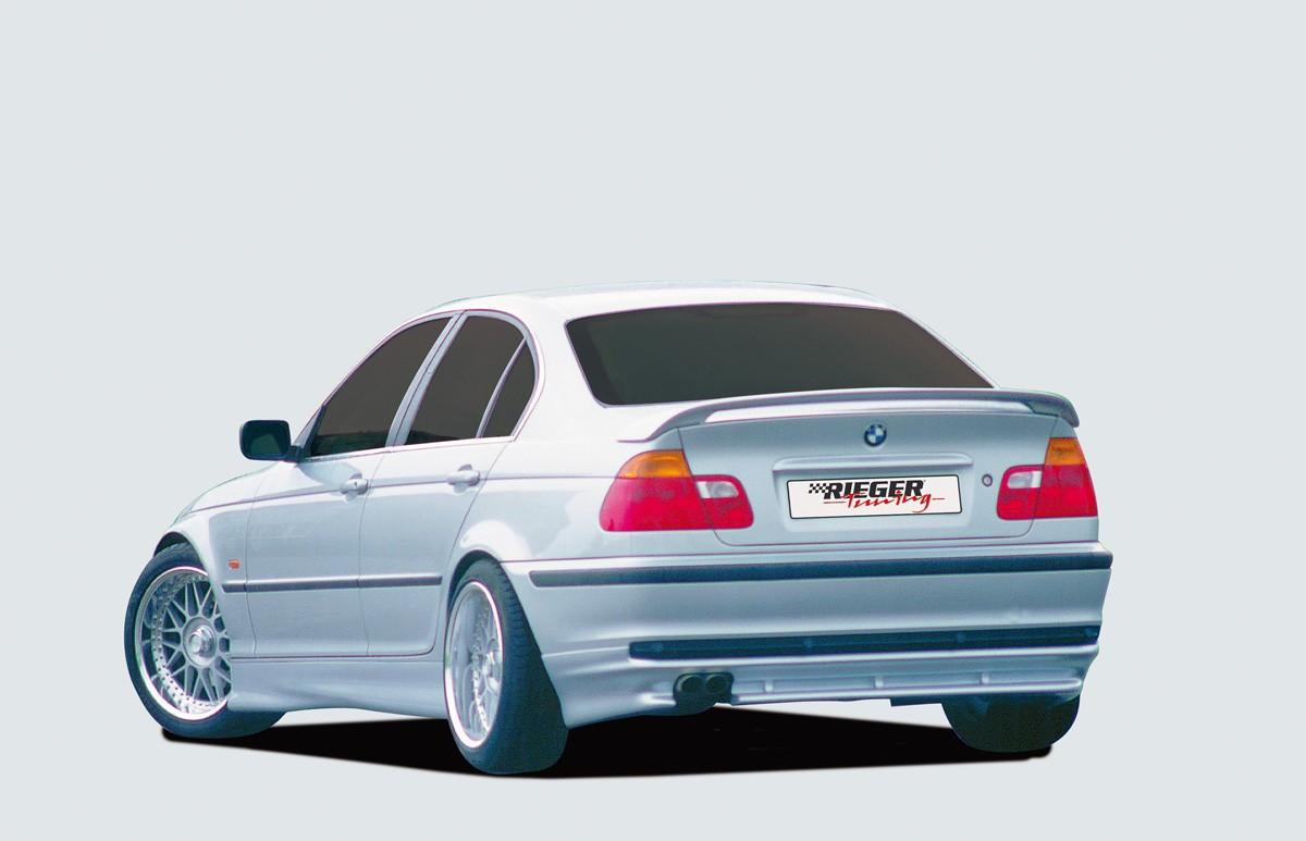 Rearflogel BMW E46 breite Ausfohrung BMW 3-series E46