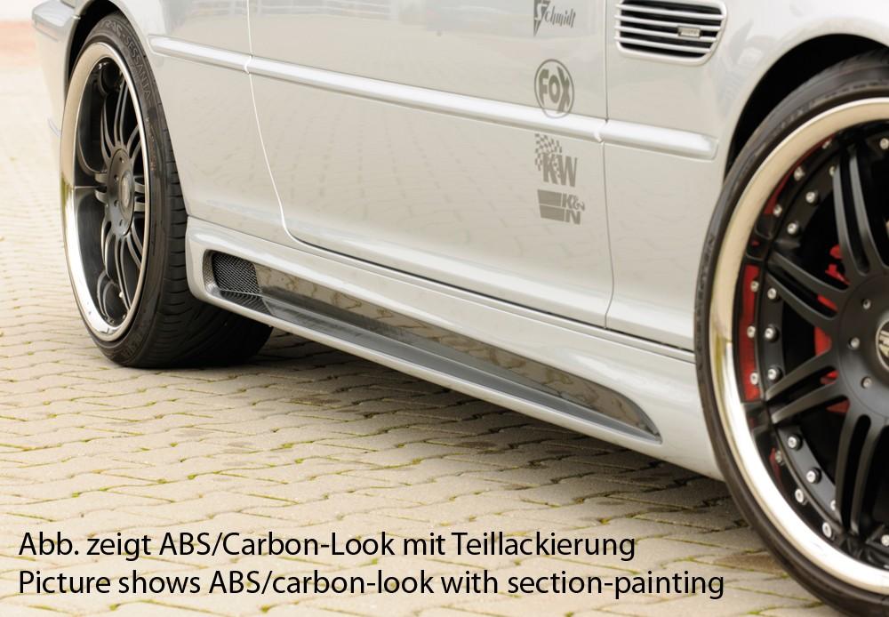 Rieger side skirt BMW 3-series E46 M3