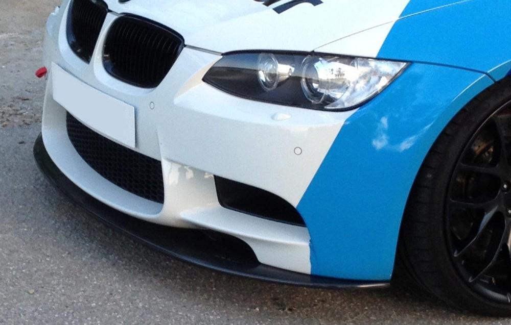 carbon splitter for BMW M3 E90/E92/E93 BMW 3-series E90 M3  (M390)