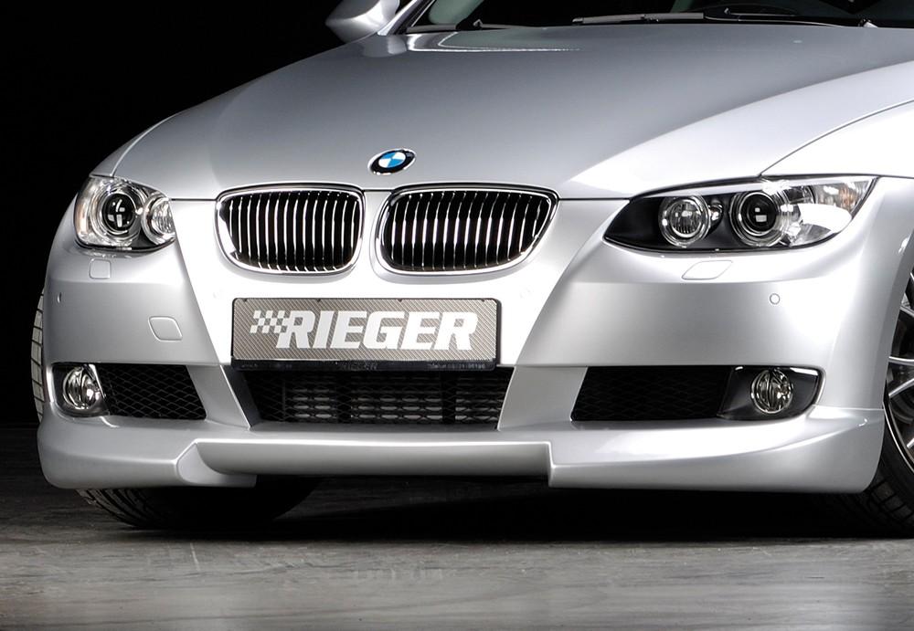 Rieger Spoilerlippe BMW 3-series E92