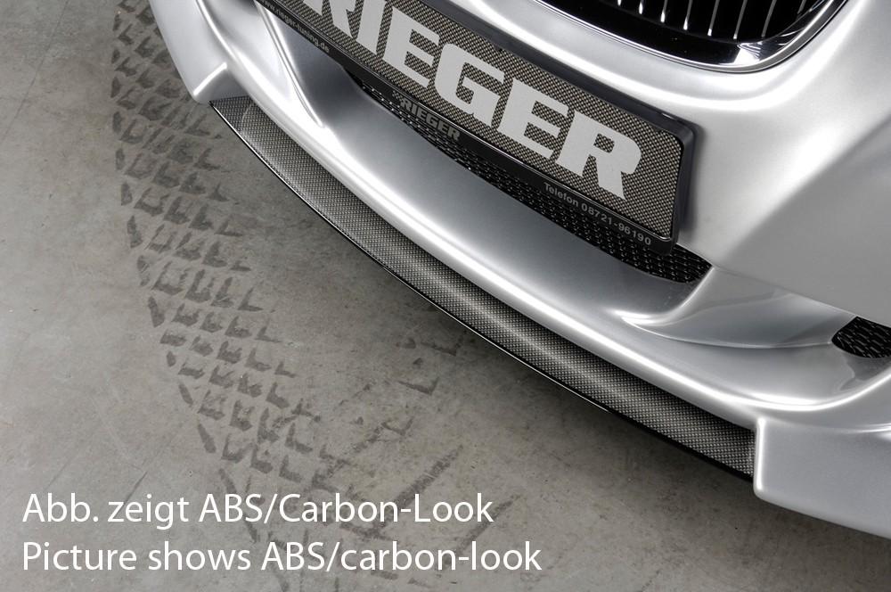Rieger splitter   BMW 3-series E92