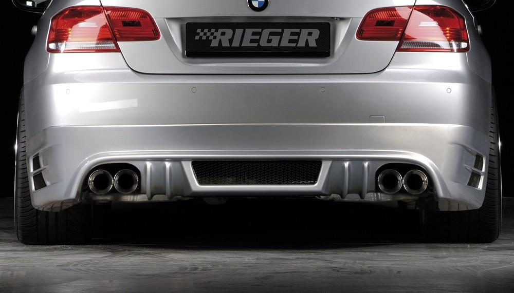 Rieger rear skirt extension BMW 3-series E92
