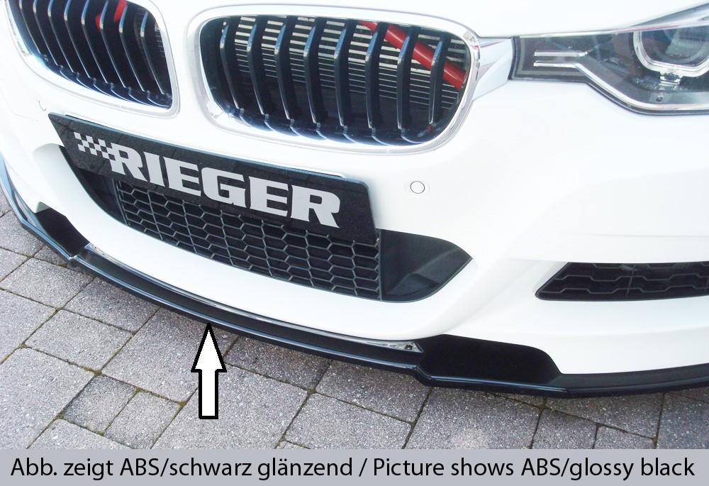 Rieger splitter BMW 3-series F31  (3K/3K-N1)
