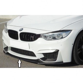carbon splitter for BMW M4 F82/F83 u. M3 F80 BMW 4-series F82 M4 (M3)