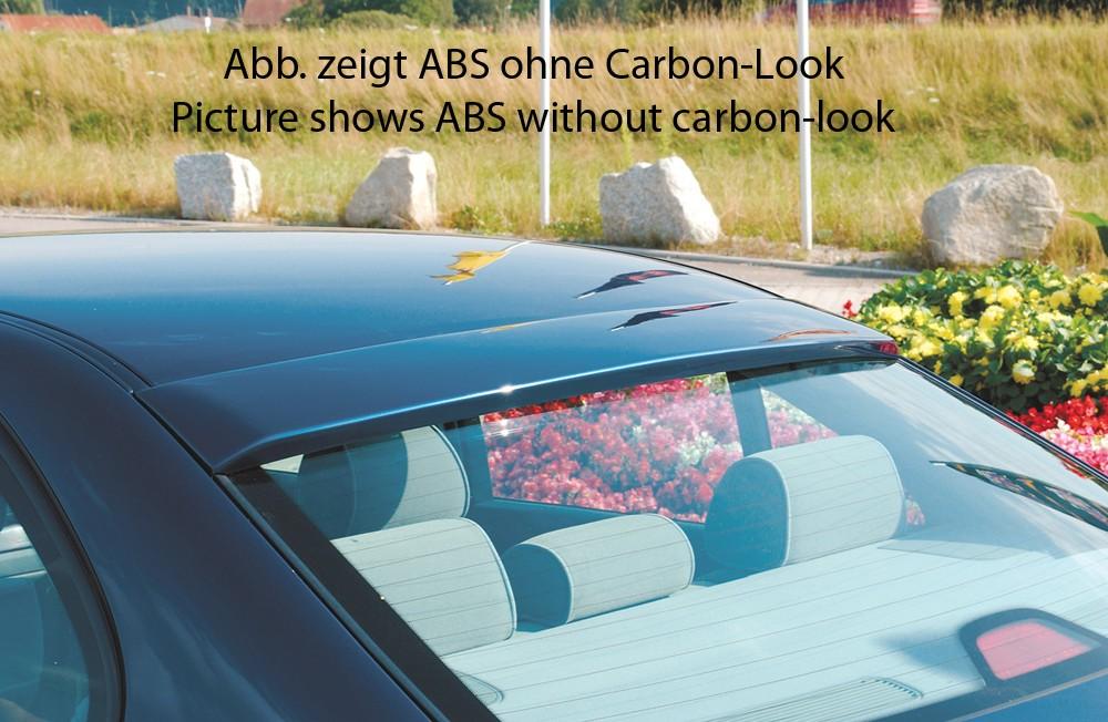 Rieger rear window cover   BMW 5-series E39