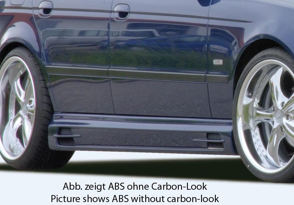 Rieger side skirt   BMW 5-series E39