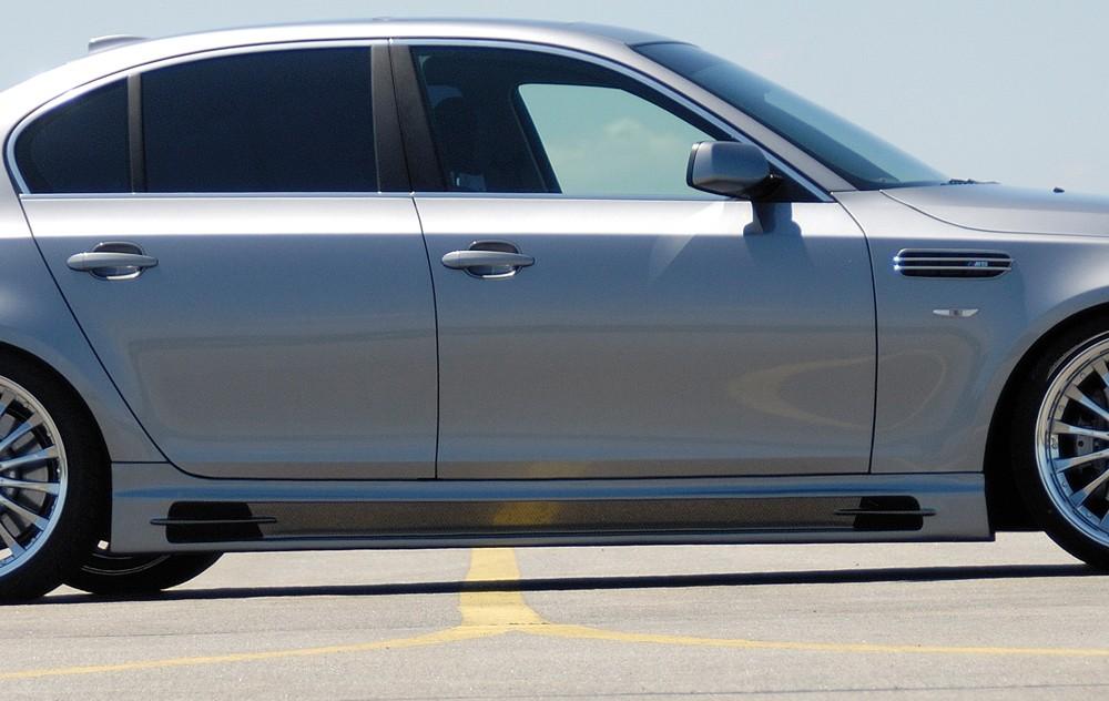 Rieger side skirt BMW 5-series E60