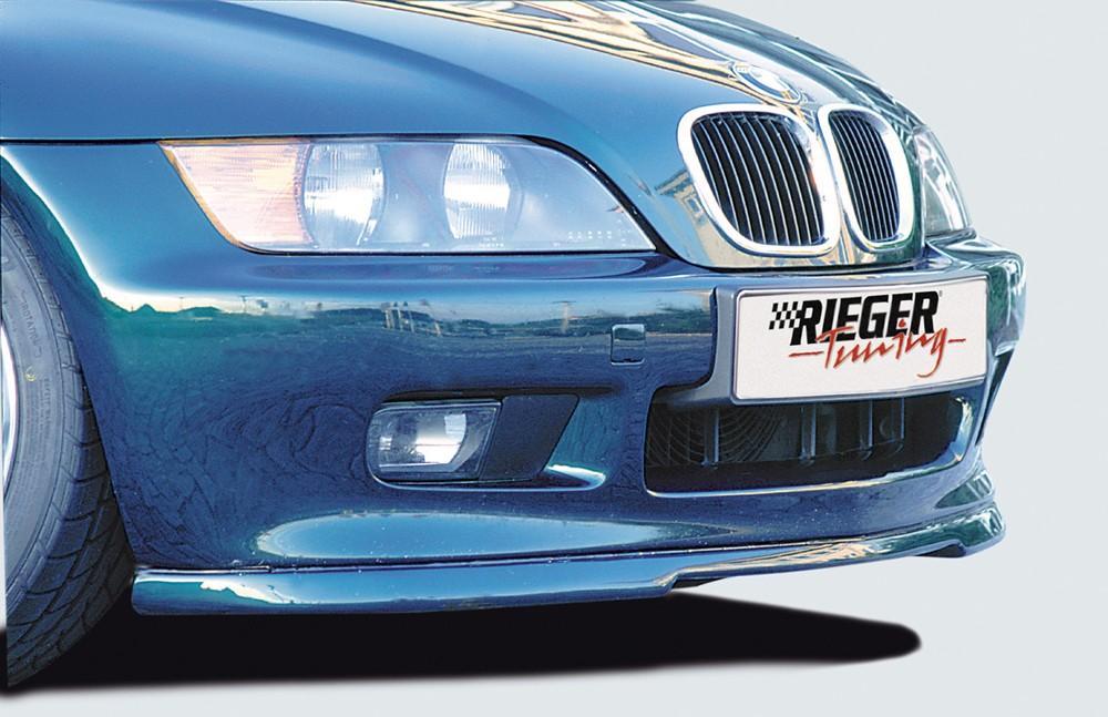 Rieger front spoiler lip BMW Z3 (R/C)