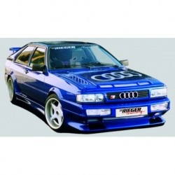 Rieger side skirt Audi 80 Type 81+85