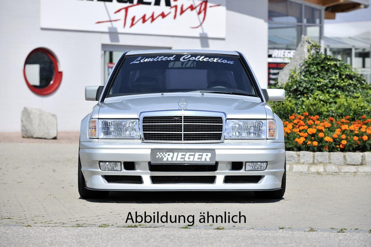 Rieger front bumper widebodykit II Mercedes 190 (W201)