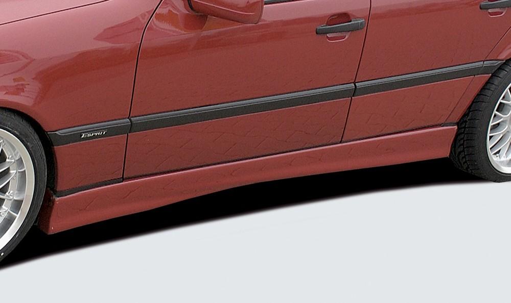 Rieger side skirt Mercedes C-Class (W202)