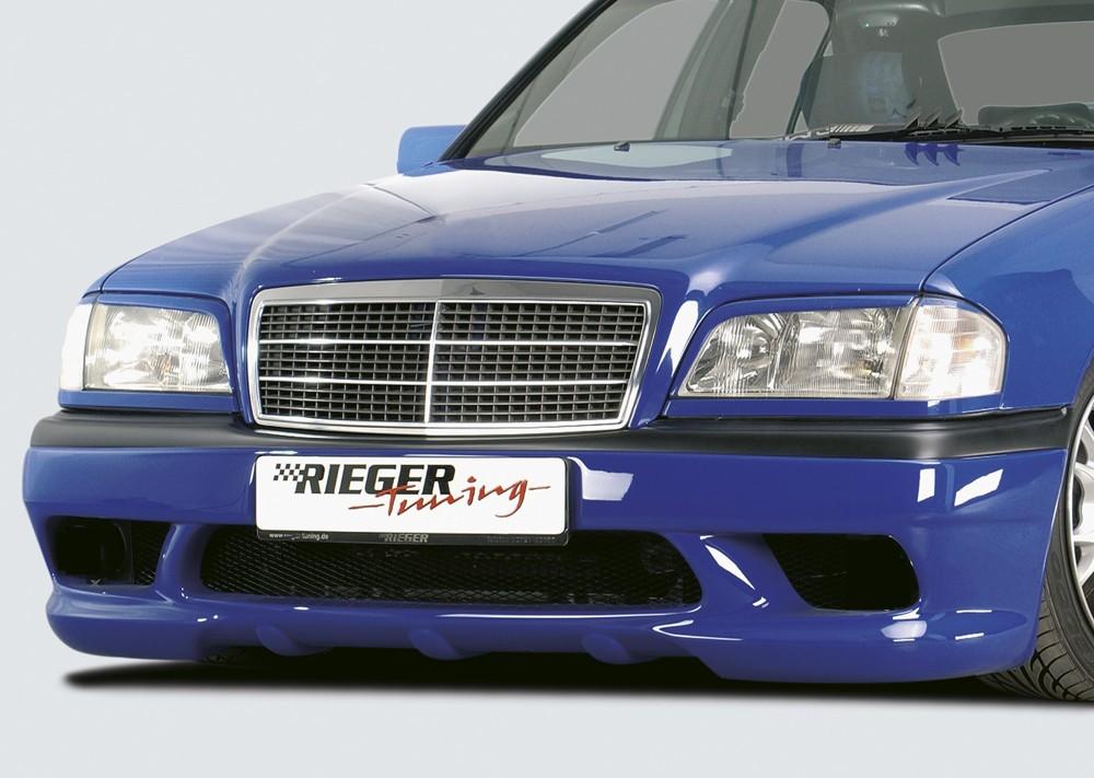 Rieger front bumper   Mercedes C-Class (W202)