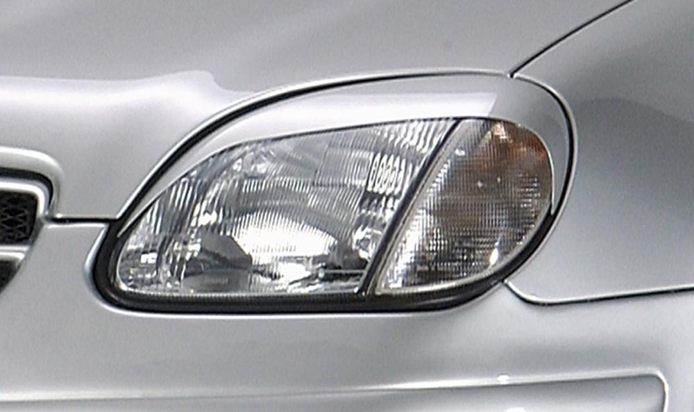 Rieger eye brows   Mercedes SLK (R170)