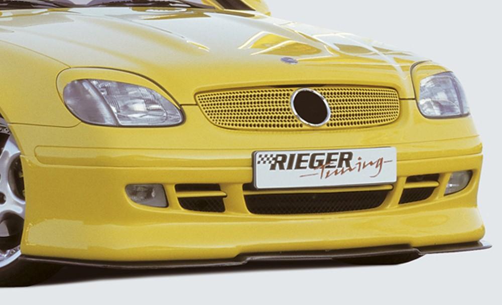 Rieger front spoiler extension   Mercedes SLK (R170)