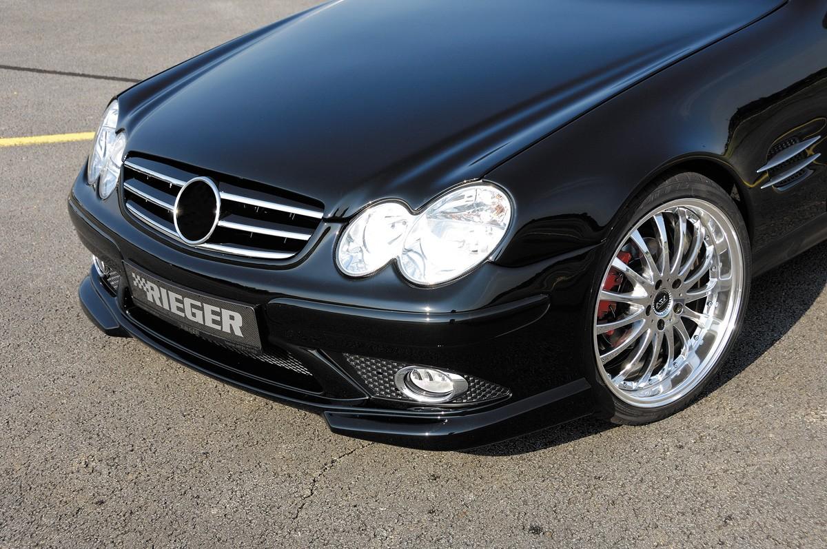 Rieger bonnet SL-Look  Mercedes SLK (R170)
