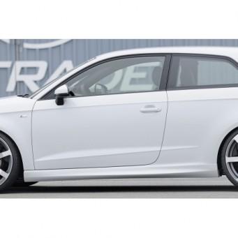 Rieger side skirt Audi A3 (8V)