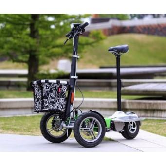 scooter eléctrico Scuddy premium sport