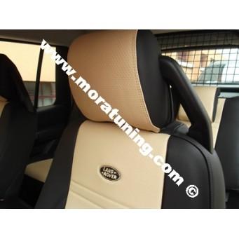 Fundas a medida asientos Land Rover